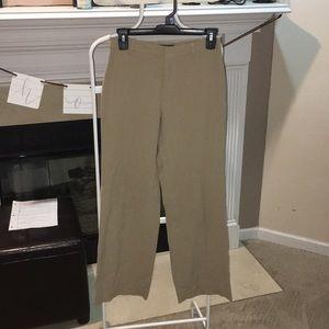 Banana Republic Tan Dress Pants